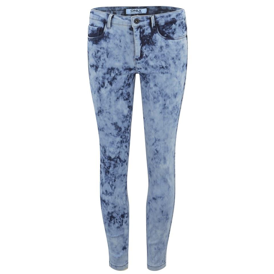 only-women-royal-acid-wash-skinny-jeans-denim-30-xs