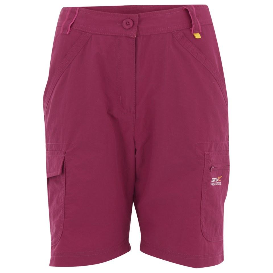 regatta-women-catla-ii-water-repellent-walking-shorts-dark-cerise-10