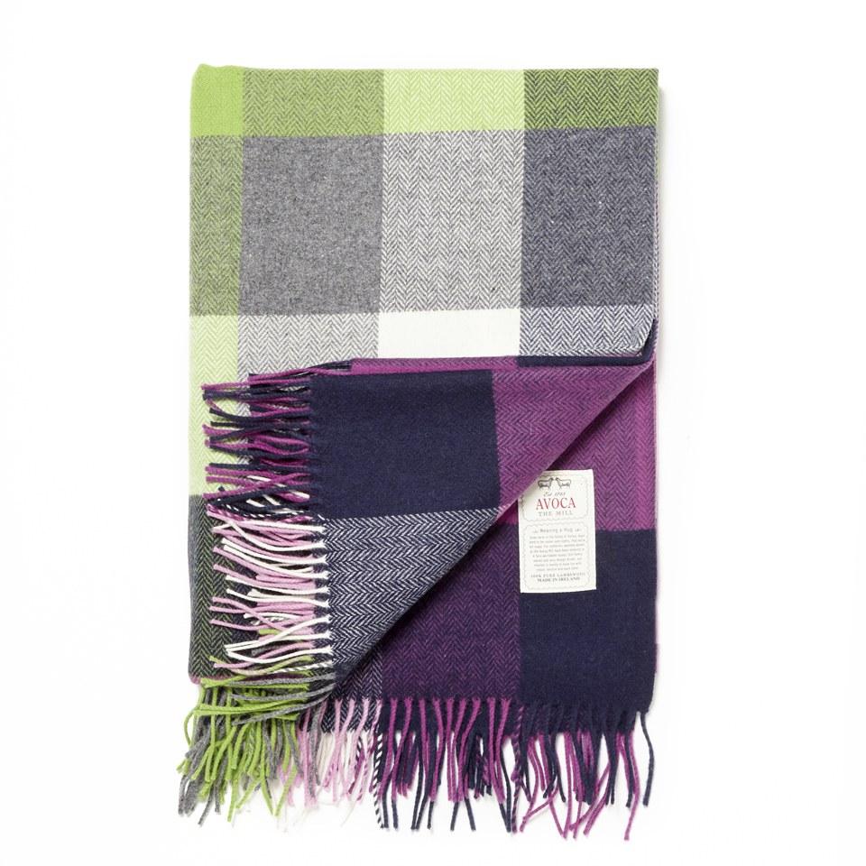 avoca-lambswool-pioneer-throw-142-x-183cm-purplegreenblue