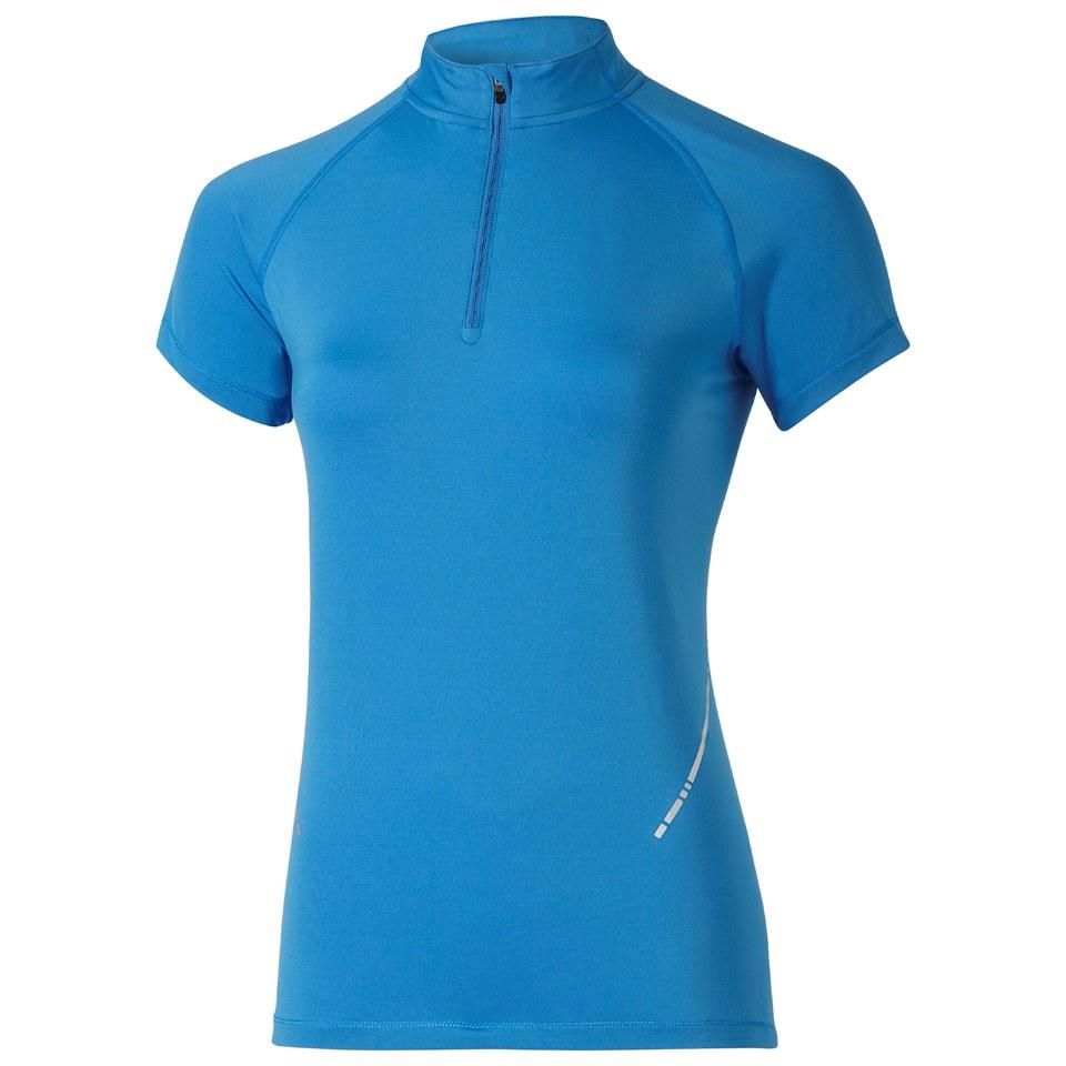 asics-women-half-zip-shorts-sleeve-running-top-jeans-blue-xs