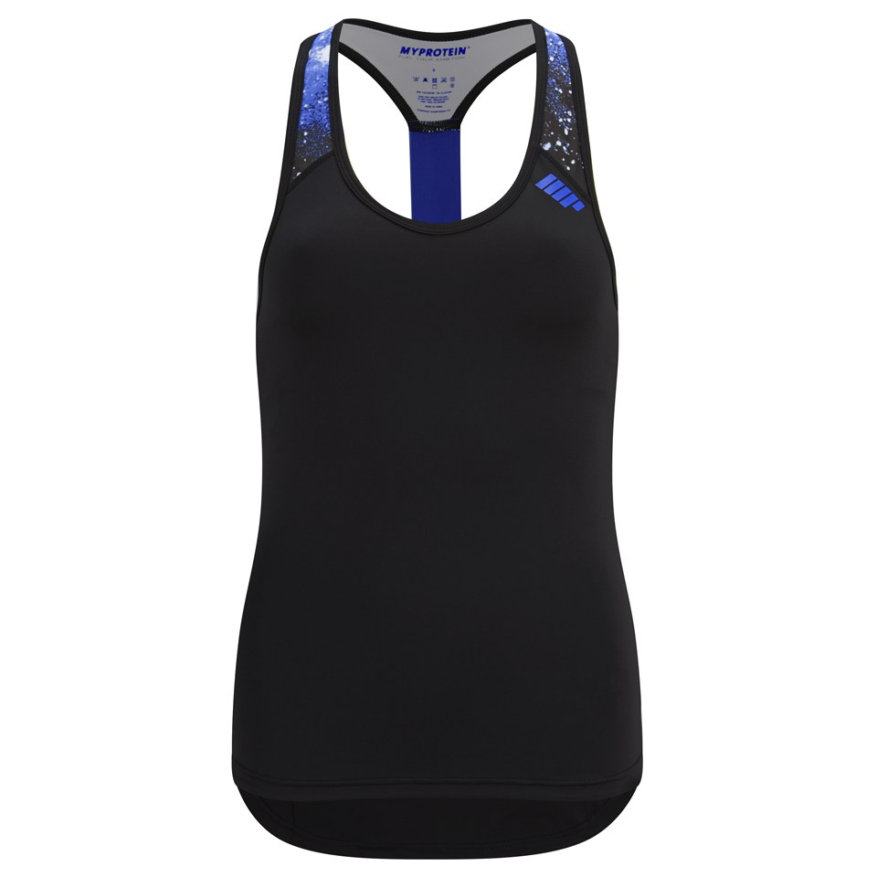 myprotein-women-racer-back-scoop-vest-with-support-blue-graffiti-8