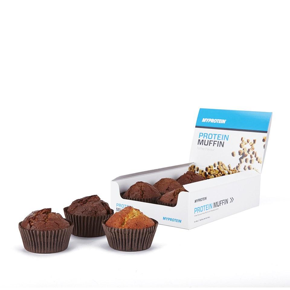 Foto Protein Muffin, Toffee 6 x 90g Myprotein