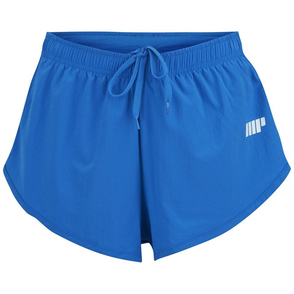 Myprotein Women's Running Shorts, Blue, 6