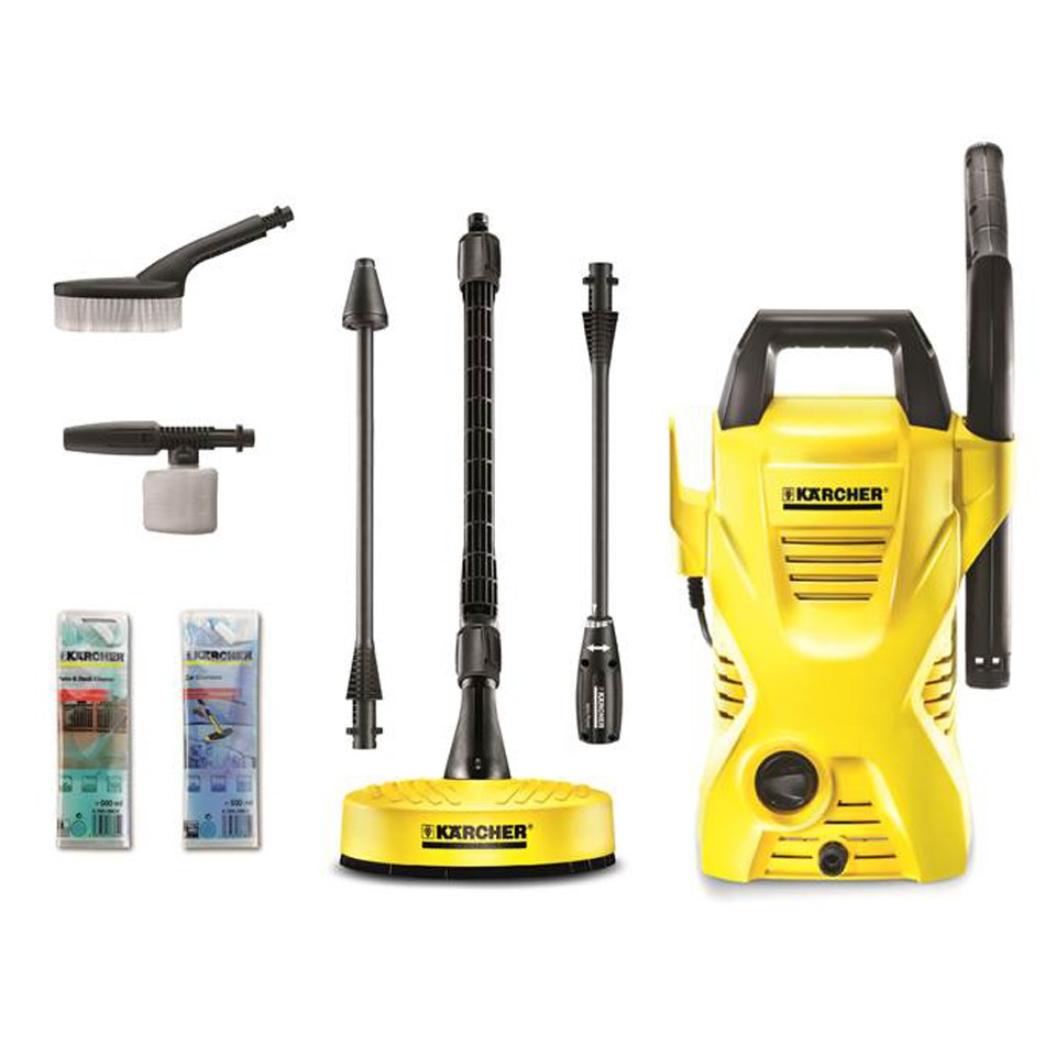 karcher k2 compact car and home pressure washer iwoot. Black Bedroom Furniture Sets. Home Design Ideas