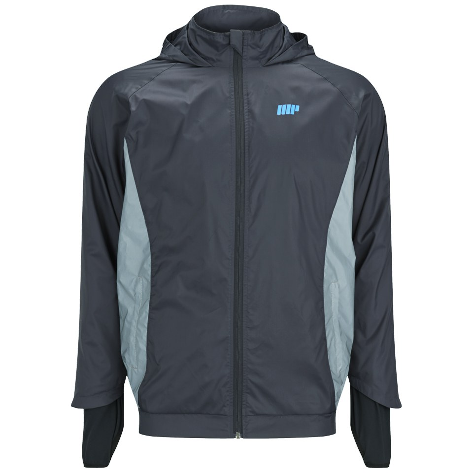 Image of Myprotein Men's Tech Jacket - L - Grey