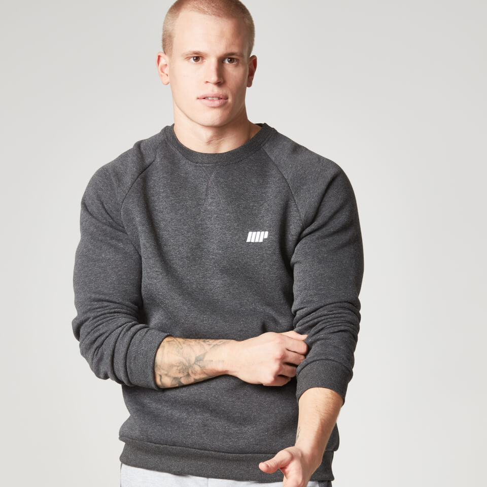 Foto Myprotein Men's Crew Neck Sweatshirt - Charcoal - M