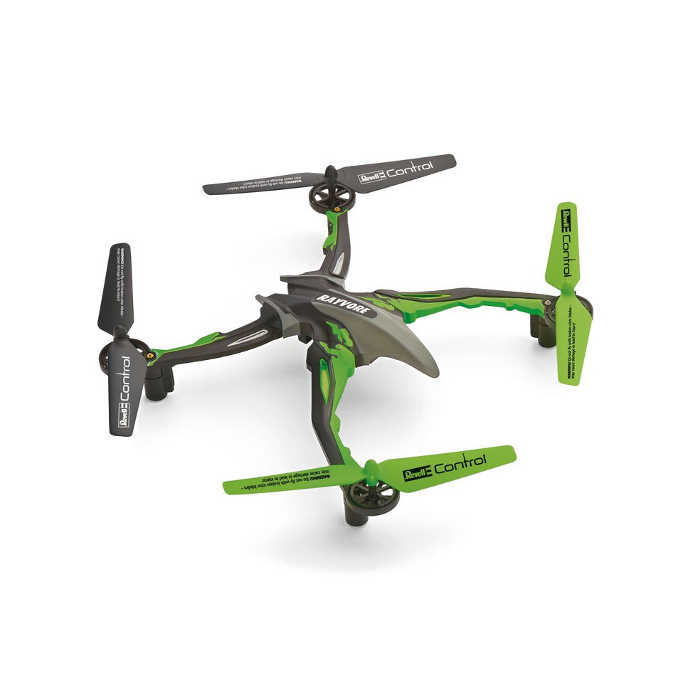 revell-quadcopter-rayvore-green
