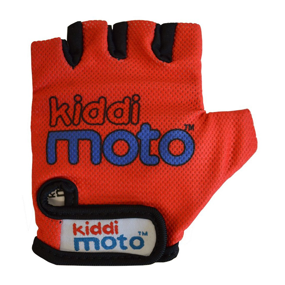 kiddimoto-gloves-red-medium