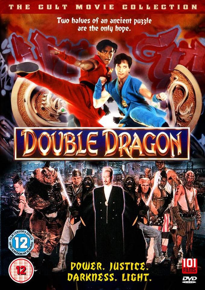 Double dragon gioco