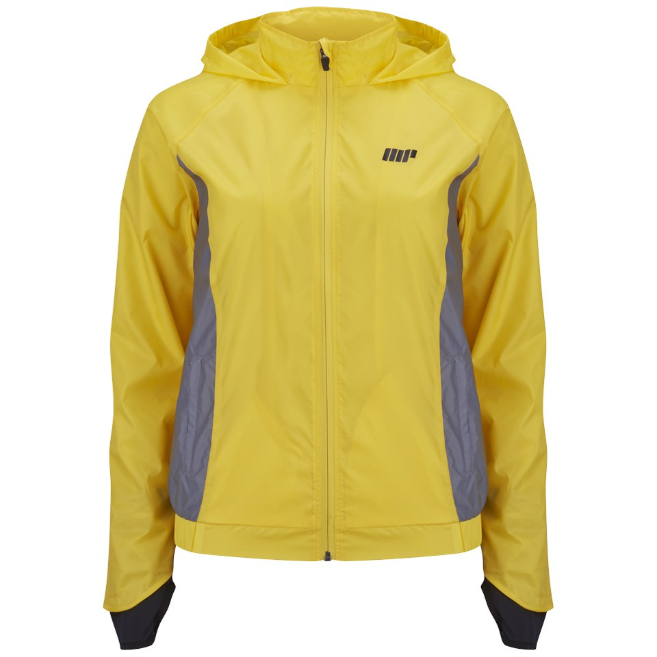 Foto Myprotein Women's Tech Jacket, Yellow - 14
