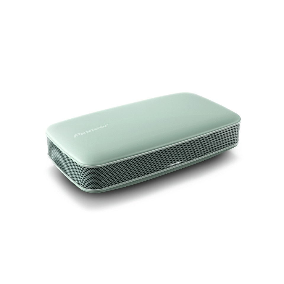 pioneer-fre-eme-rubber-coated-portable-speaker-with-bluetooth-nfc-green