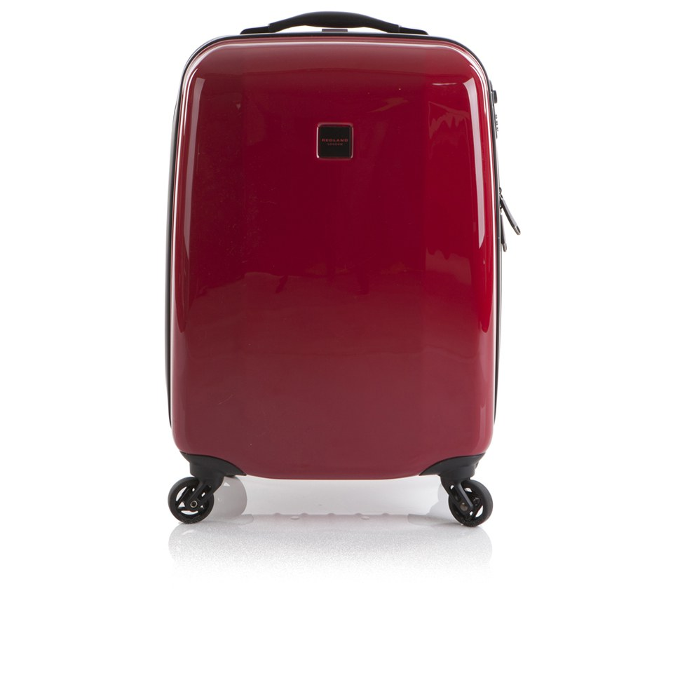 redland-60two-collection-hardsided-trolley-suitcase-red-65cm