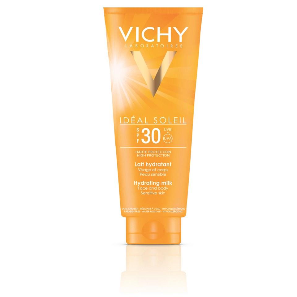 Vichy Capital Soleil SPF30 Melk Gezicht Lichaam 300ml
