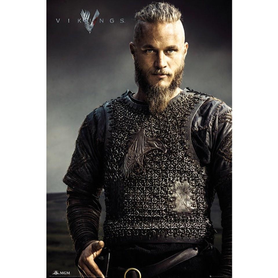 vikings-ragnar-lothbrok-maxi-poster-61-x-915cm