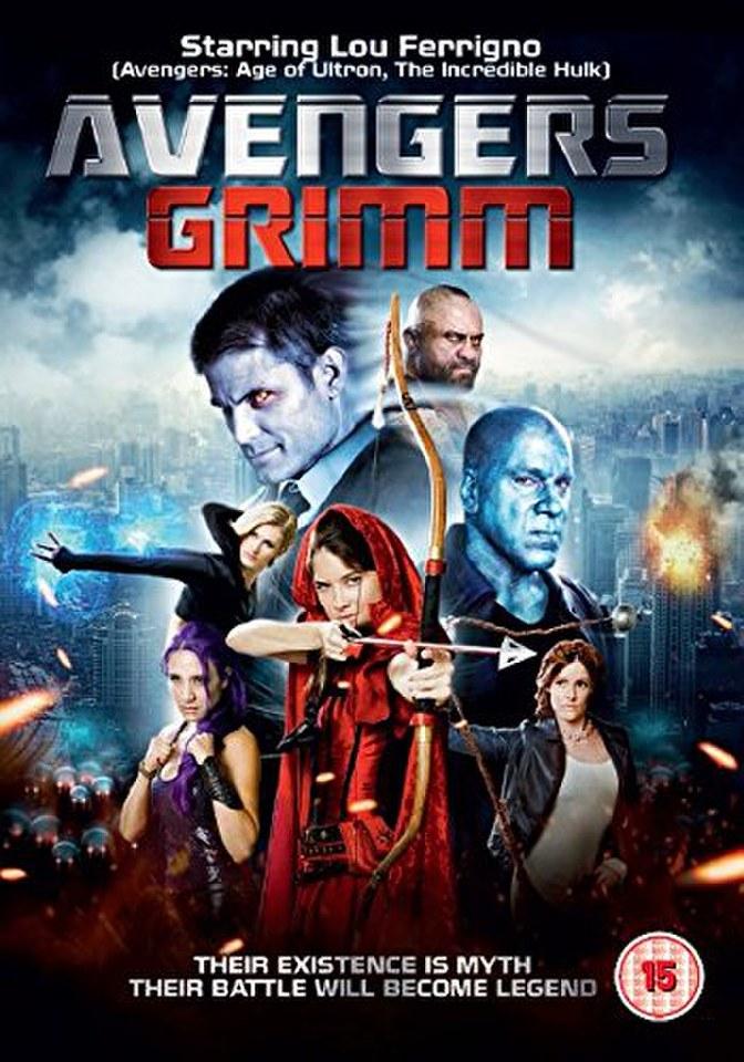 avengers-grimm