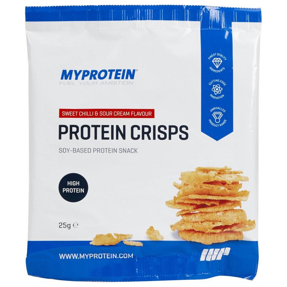 Protein Crisps, Barbecue (Sample)