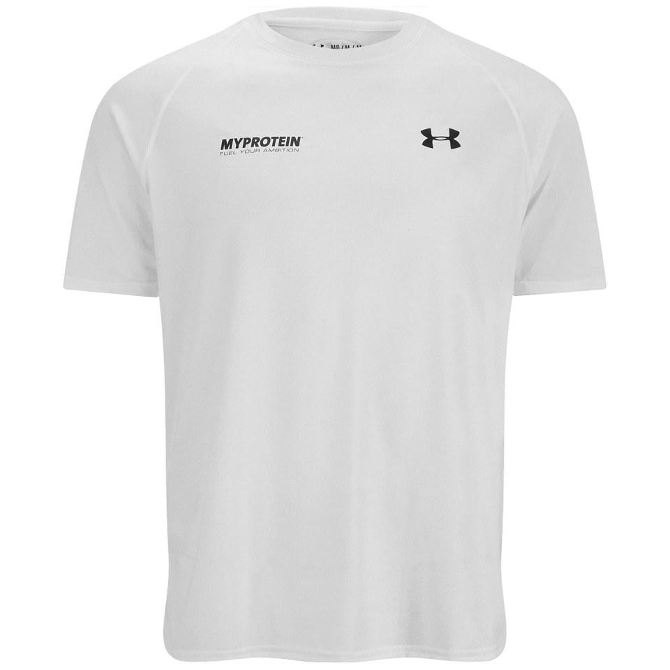 Under Armour Men's Tech T-Shirt - White/Black