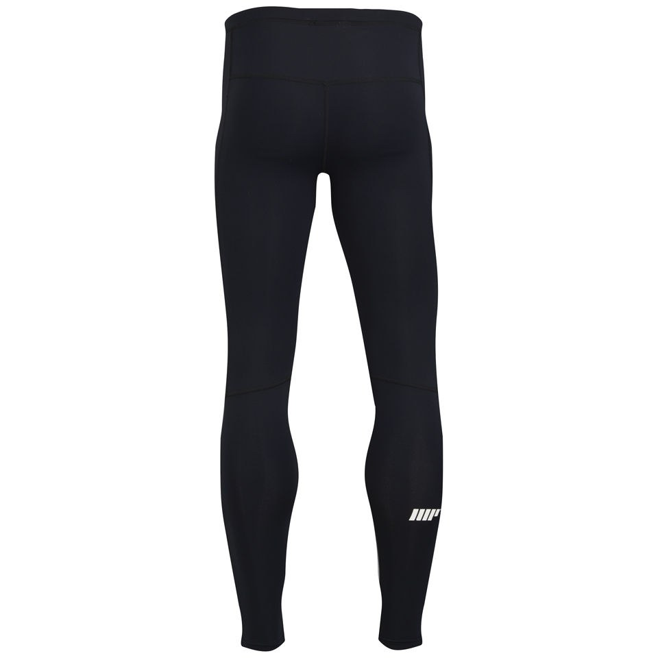 Image of Myprotein Men's Performance Tights - Black - M - Black