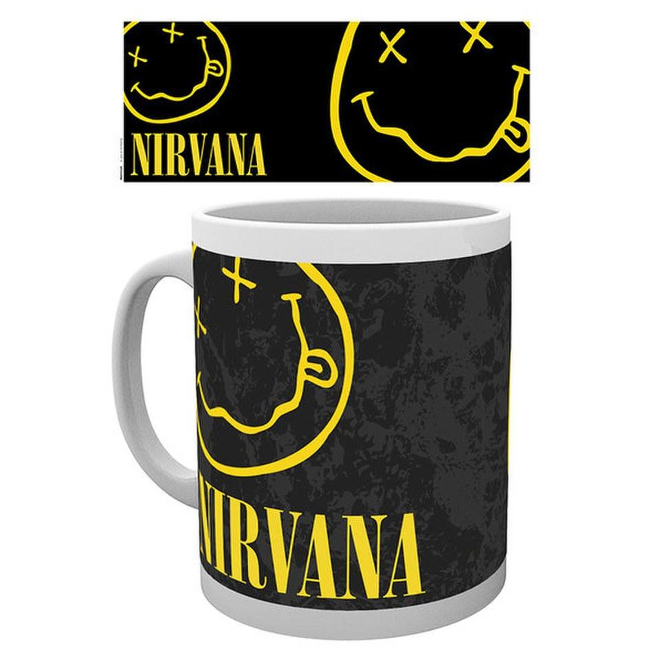 nirvana-smiley-mug