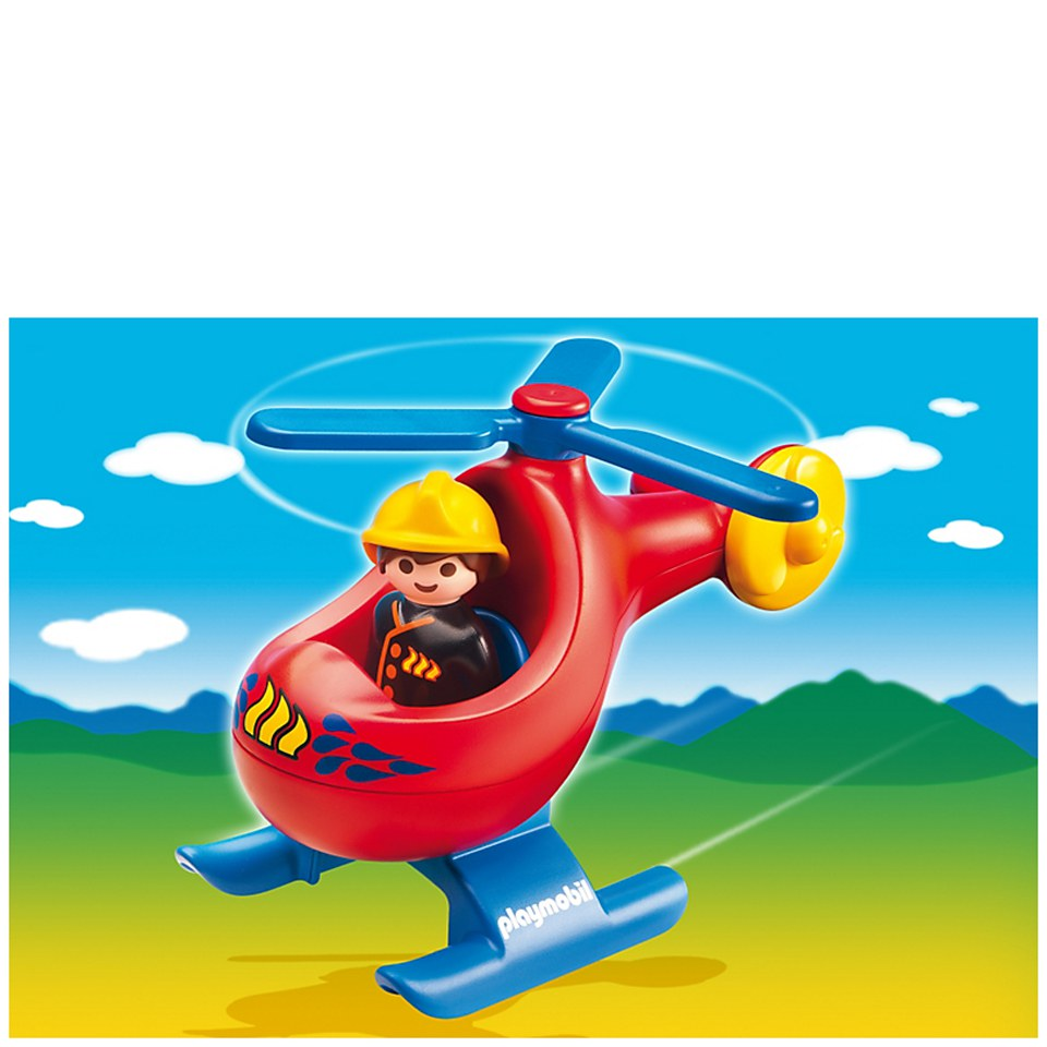 playmobil-123-fire-rescue-helicopter-6789