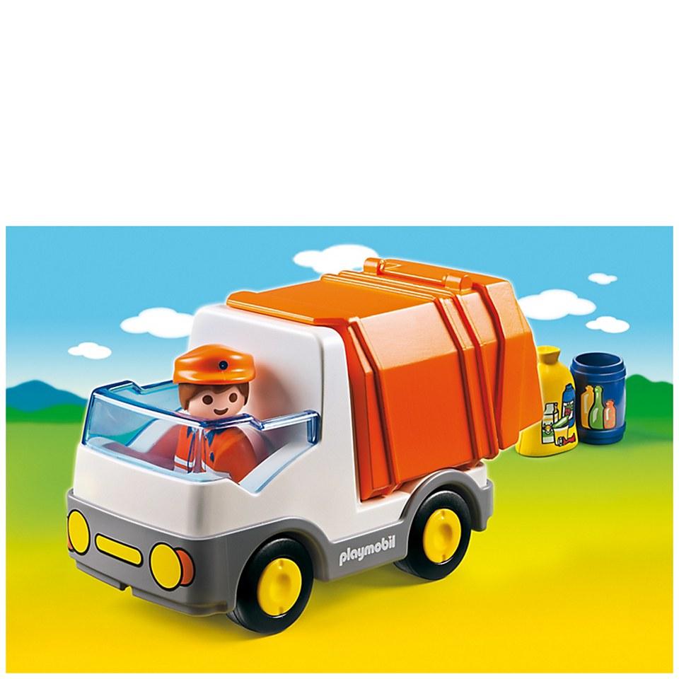 playmobil-123-recycling-truck-6774