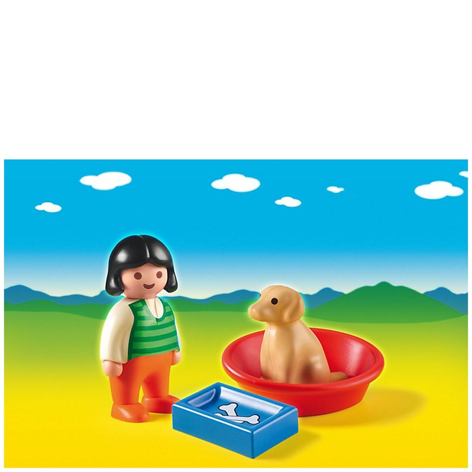 playmobil-123-girl-with-dog-6796