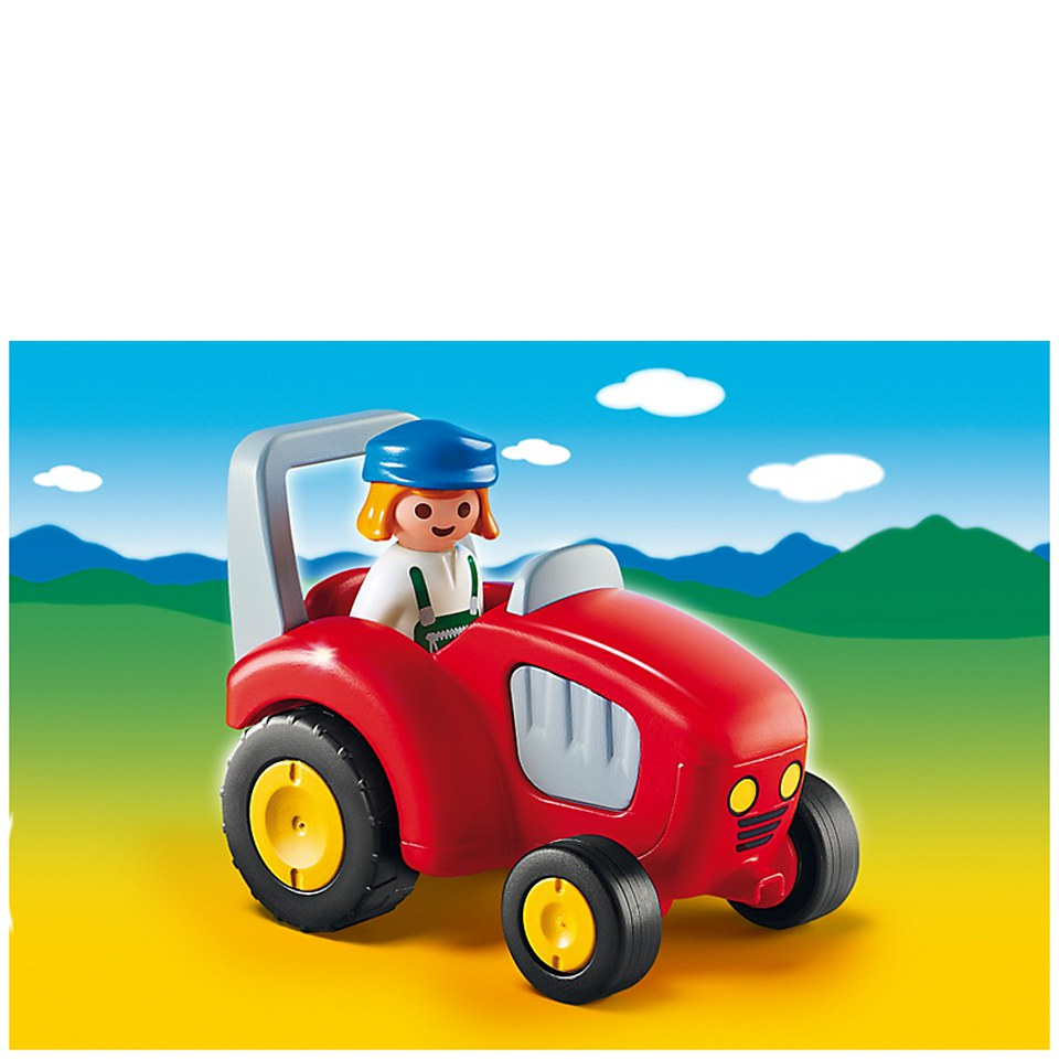 playmobil-123-tractor-6794
