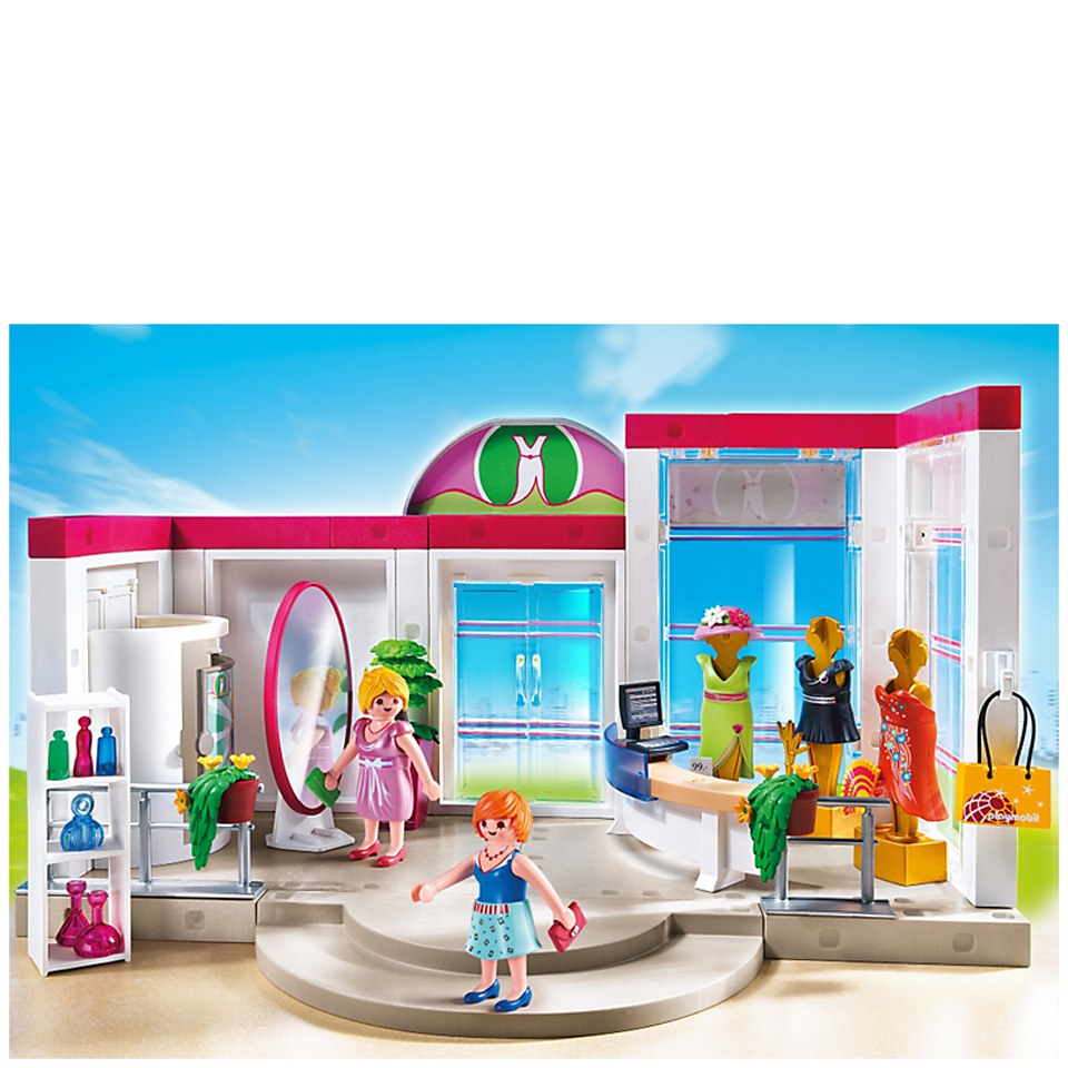 playmobil-shopping-centre-clothing-boutique-5486