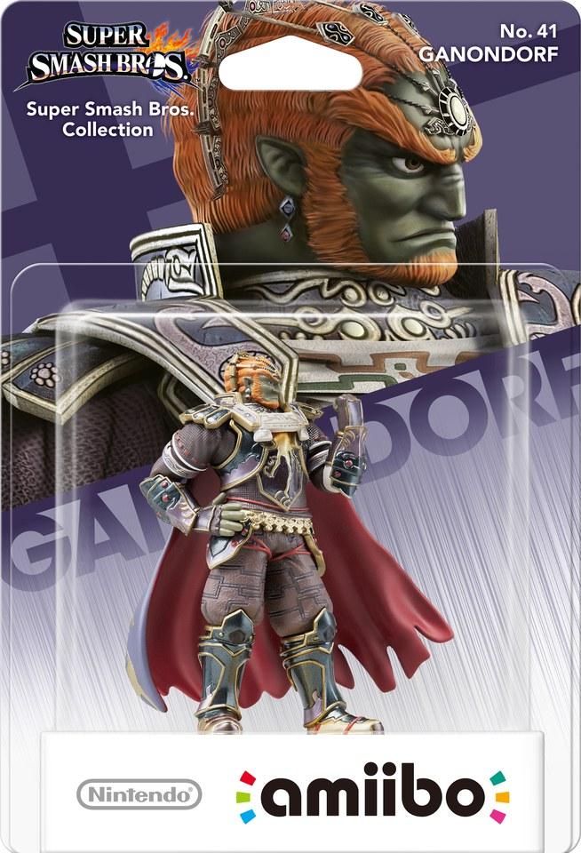 amiibo-super-smash-bros-collection-ganondorf