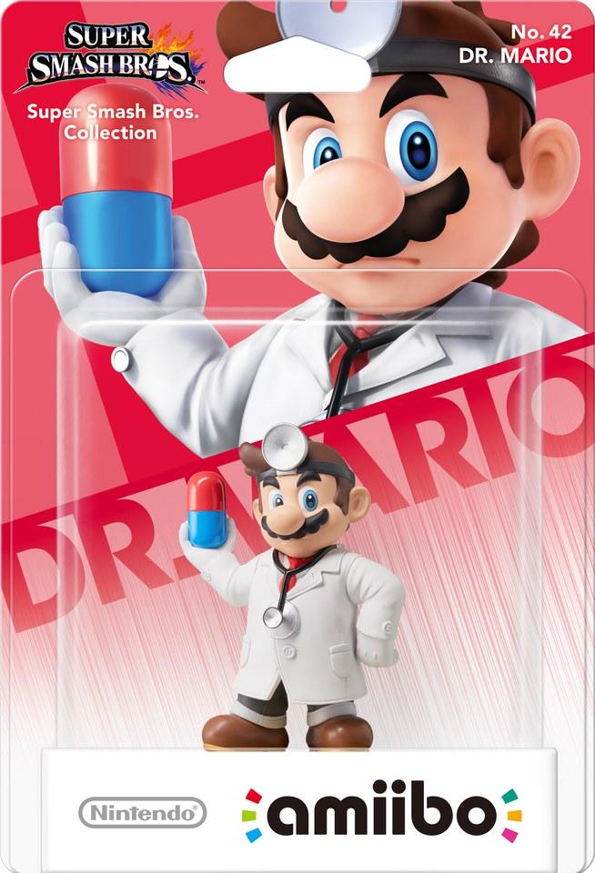 amiibo-super-smash-bros-collection-dr-mario