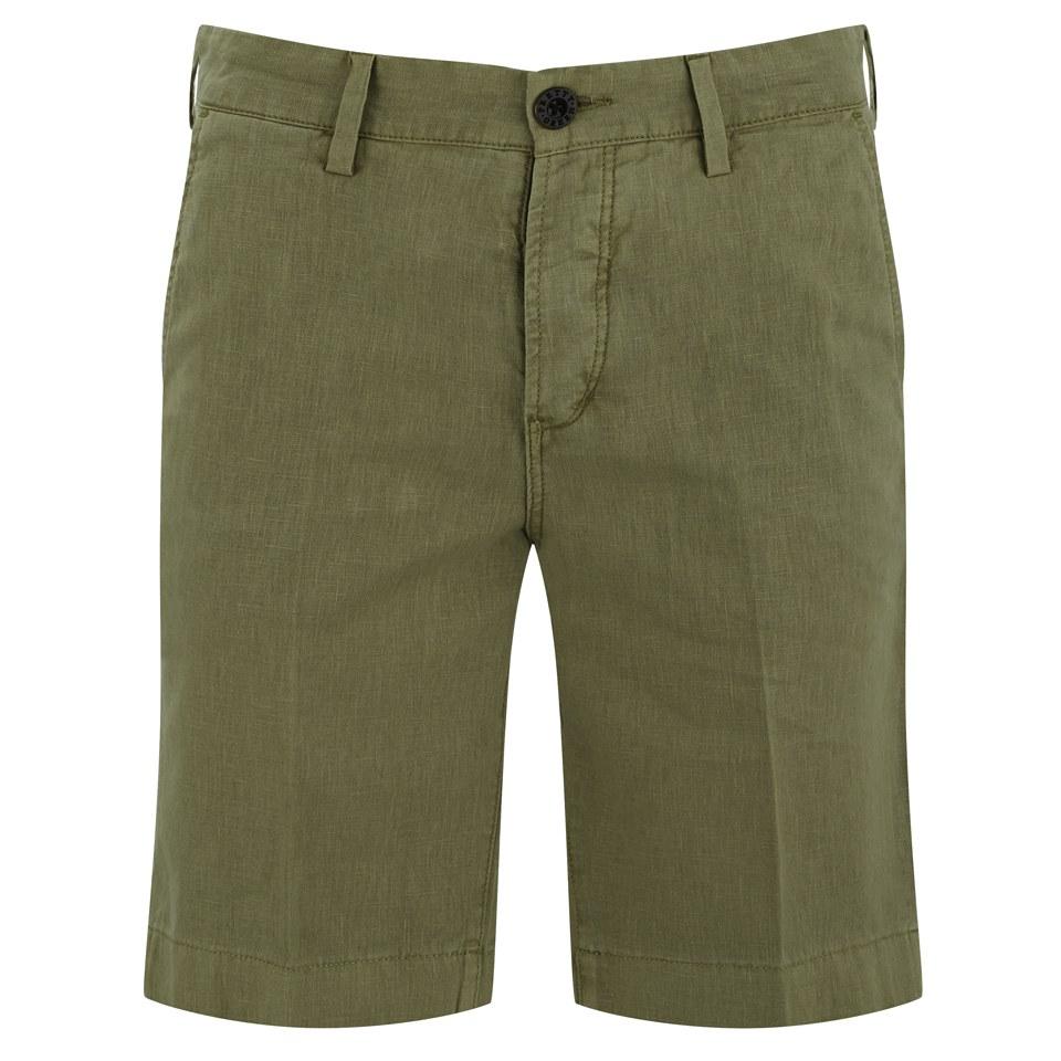 pretty-green-men-orton-linen-shorts-green-s