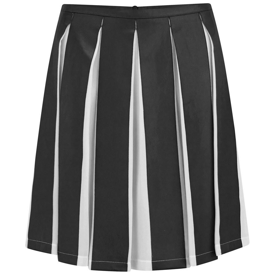 sonia-by-sonia-rykiel-women-jupe-pleated-skirt-ecrublack-36-8