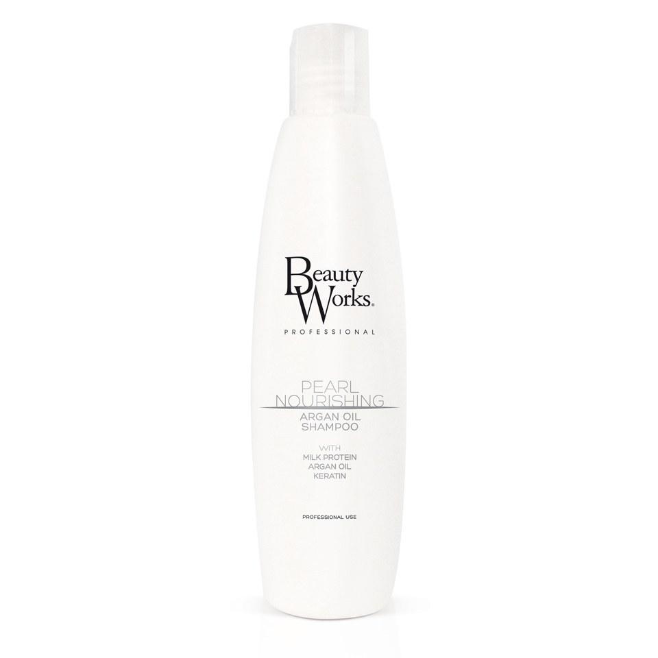 beauty-works-pearl-nourishing-argan-shampoo