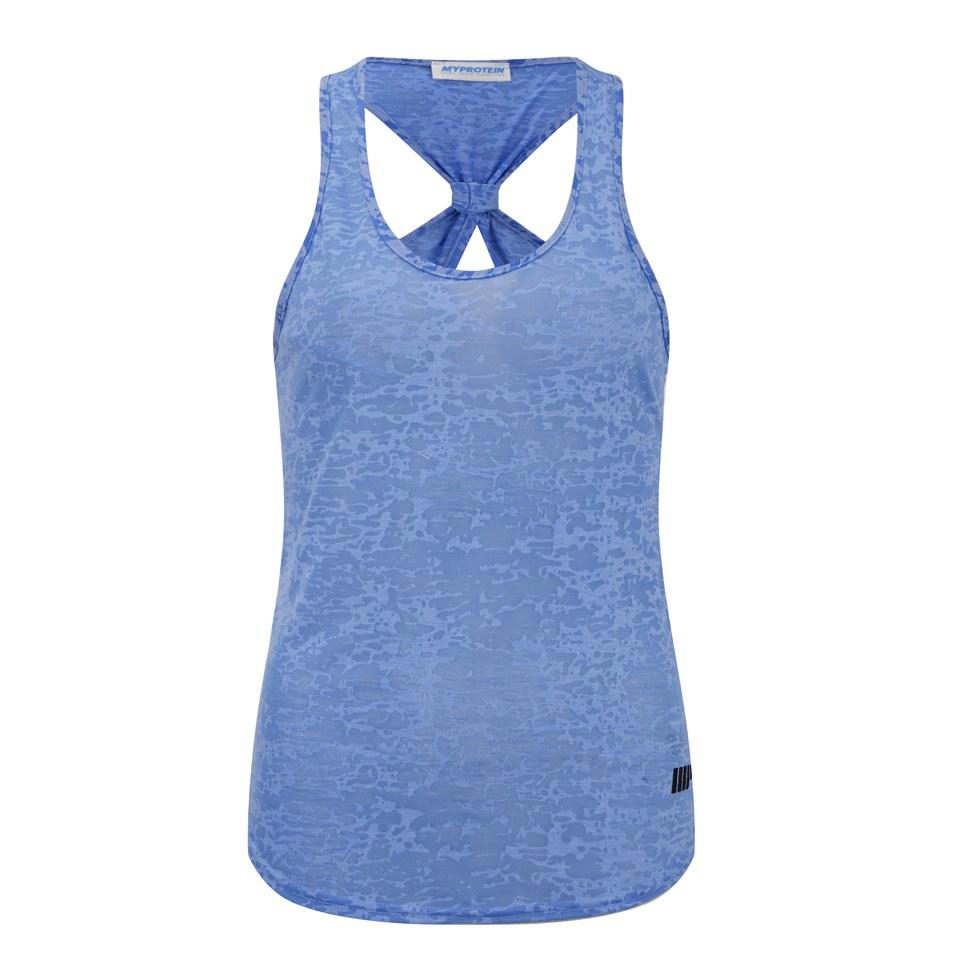 Foto Myprotein Women's Racer Back Vest, Blue, 6