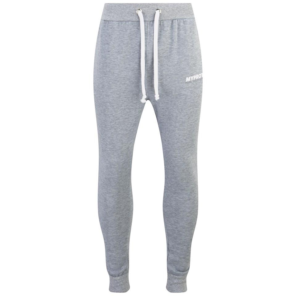 Foto Myprotein Men's Skinny Fit Sweatpants, Grey Marl, M