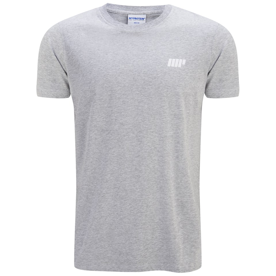 Myprotein Men's Longline Short Sleeve T-Shirt