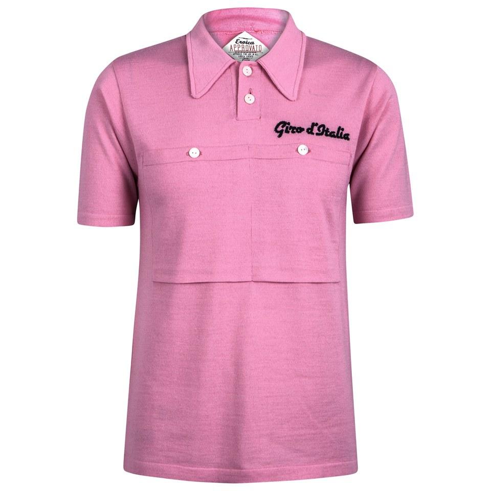 santini-50s-maglia-rosa-heritage-series-polo-shirt-pink-m