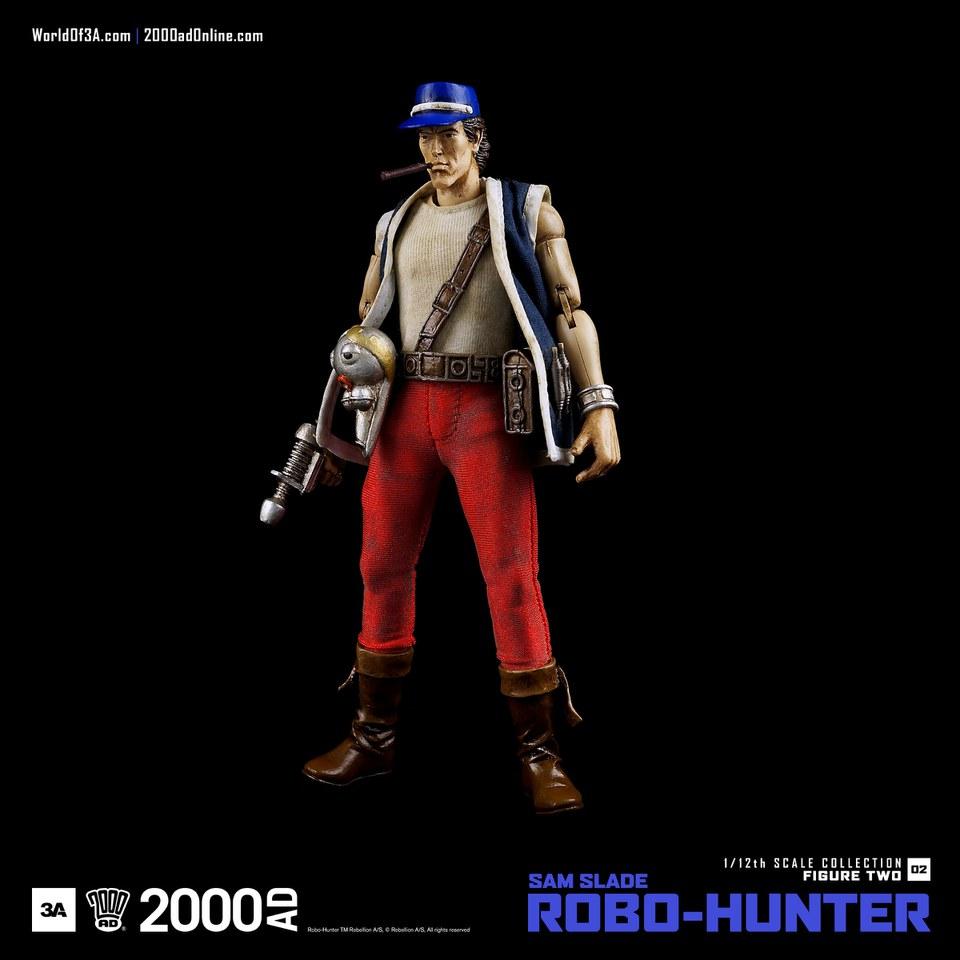 threea-2000-ad-sam-slade-robo-hunter-112-scale-figure