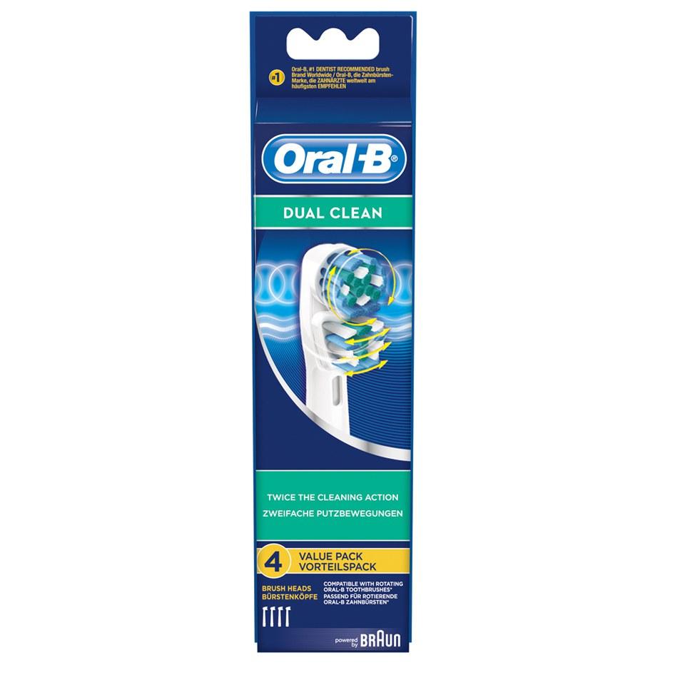 oral-b-dual-clean-toothbrush-head-refills-x4