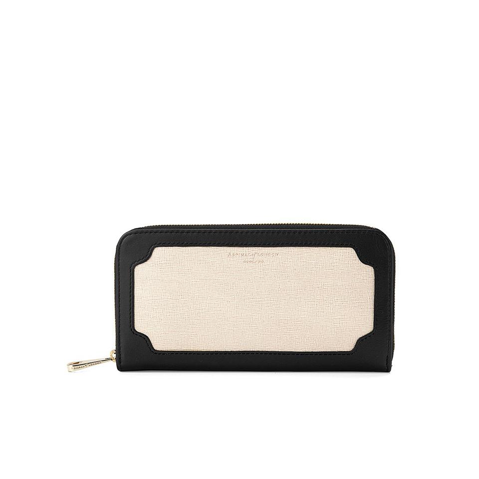 aspinal-of-london-women-marylebone-purse-monochrome