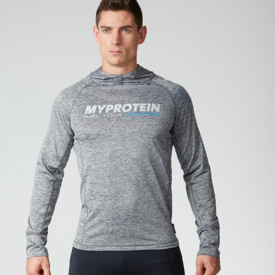 Foto Myprotein Men's Performance Hoody, Grey, M