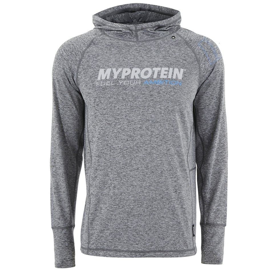 Foto Myprotein Men's Performance Hoody, Grey, M