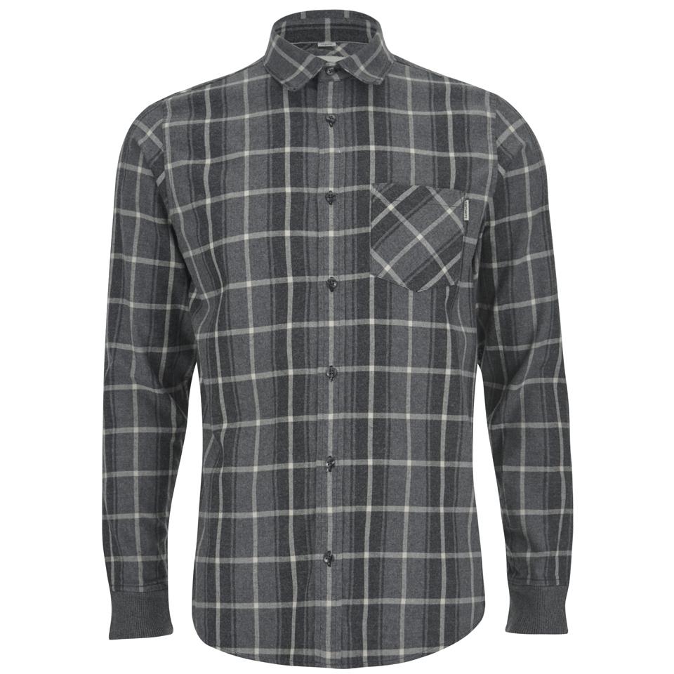 carhartt-men-ls-sampras-shirt-rib-knit-cuff-dark-grey-heather-s