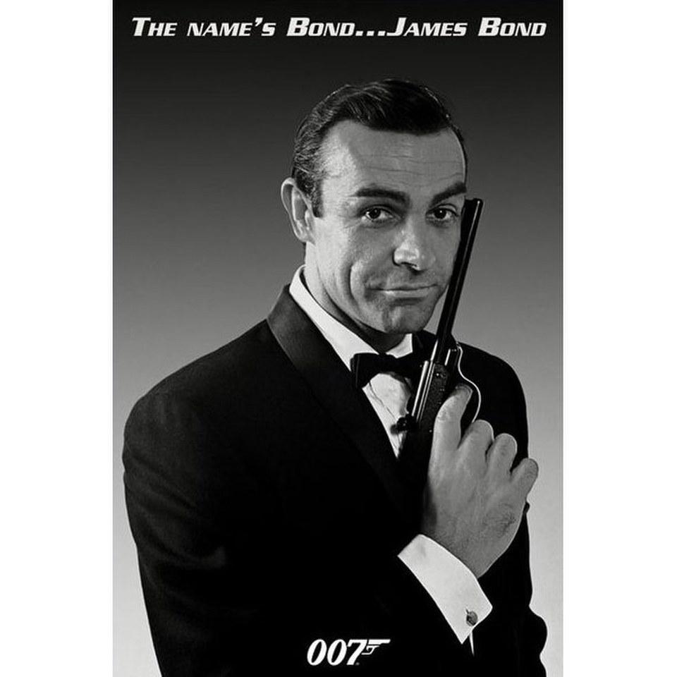 james-bond-007-the-names-bond-24-x-36-inches-maxi-poster
