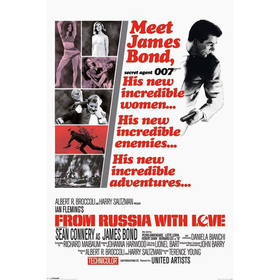james-bond-from-russia-with-love-24-x-36-inches-maxi-poster