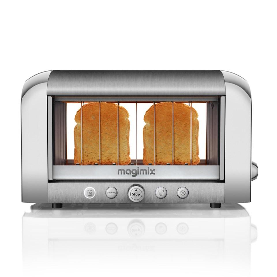 magimix-11526-2-slice-vision-toaster-brushed-steel