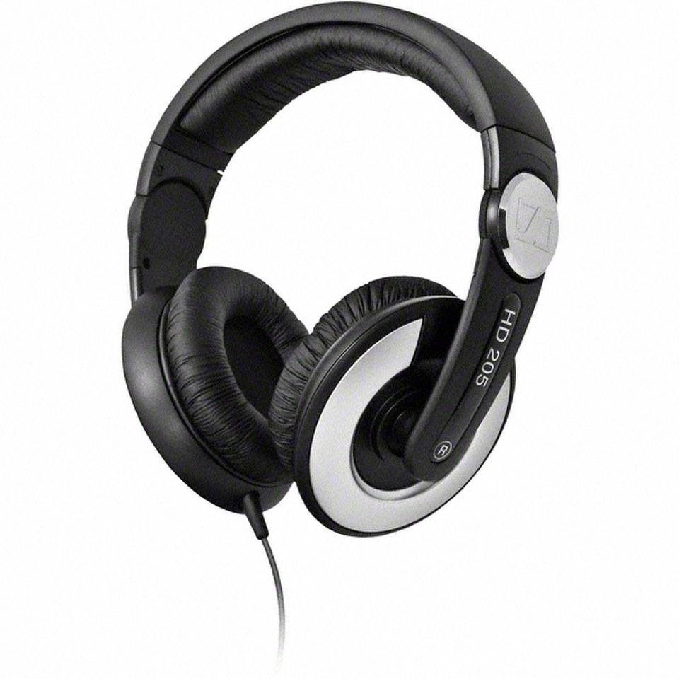 sennheiser-hd-205-ii-over-ear-headphones-blacksilver