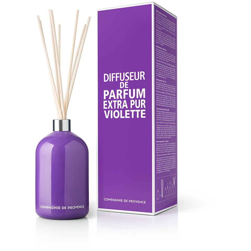 compagnie-de-provence-extra-pur-fragrance-diffuser-sweet-violet-200ml