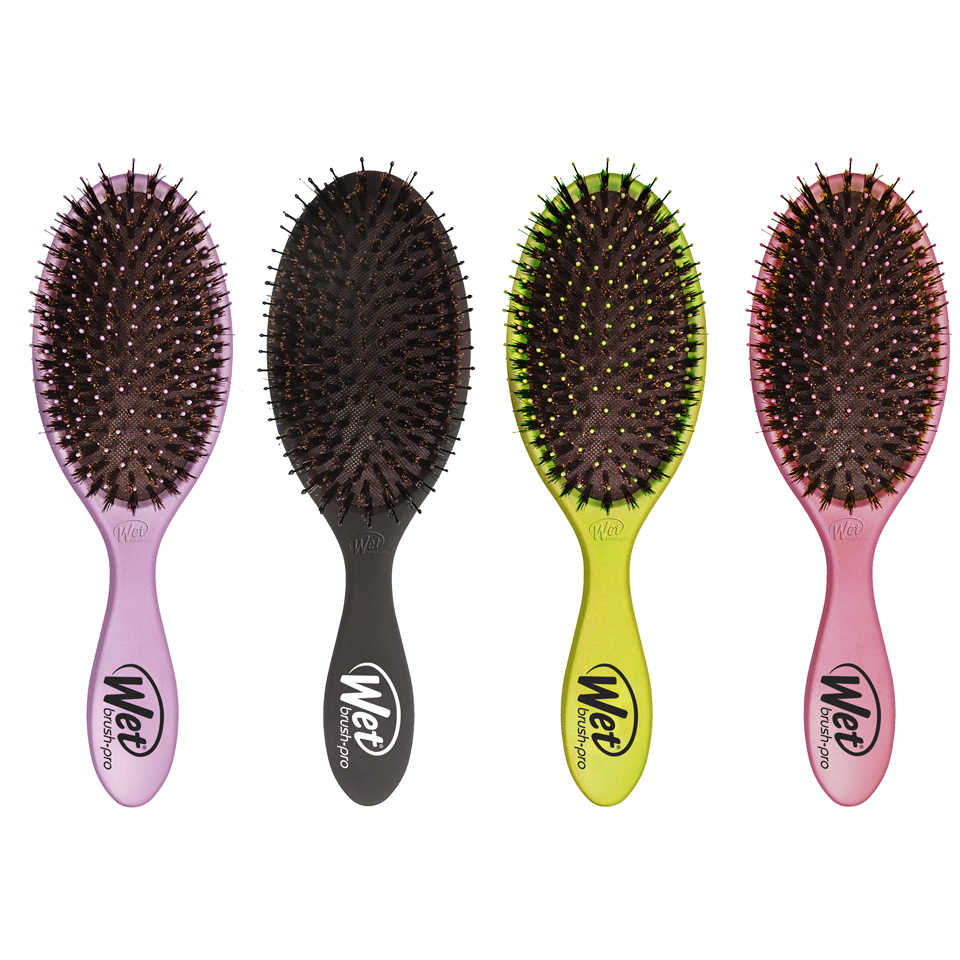 Natural Hair Brush Nz