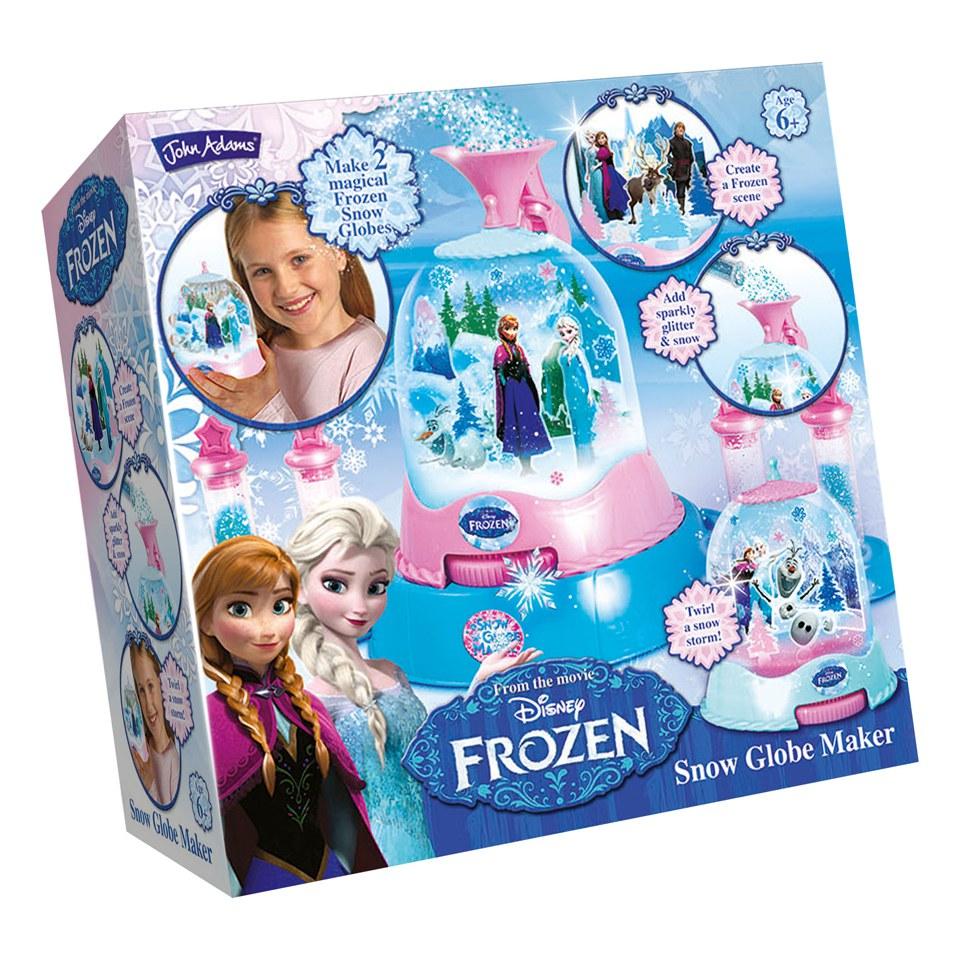 john-adams-disney-frozen-snow-globe-maker